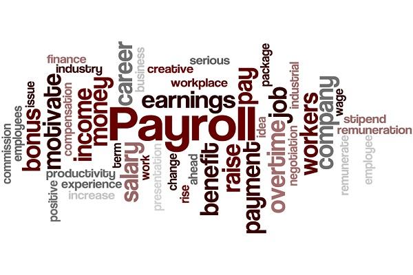 Payroll tracking
