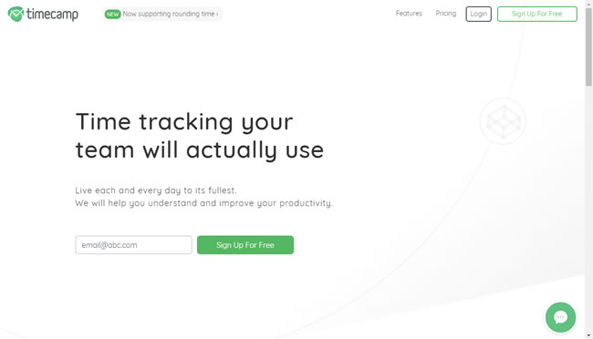 timecamp time tracking